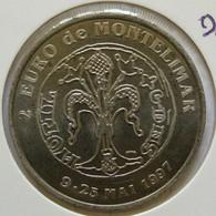 0188 - 2 EURO - MONTELLIMAR - 1997 - Euros Of The Cities