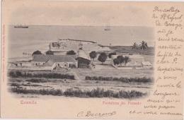 Bp - Cpa ANGOLA - Loanda - Fortaleza Do Penedo - Angola