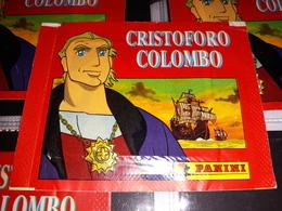 Cristoforo Colombo Bustina Con Figurine Panini - Panini
