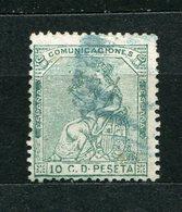 Spanien .Nr.127          O  Used           (1016) - 1873 1. Republik