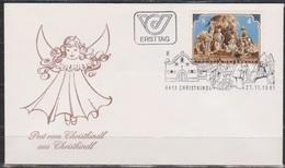 Österreich 1981 FDC MiNr.1691 Weihnachten  ( D 5845 ) Günstige Versandkosten - FDC