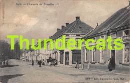 CPA MELLE CHAUSSEE DE BRUXELLES - Melle