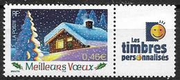 France 2002 N° 3533A Neuf** Avec Vignette Cote 5 Euros - Personalisiert