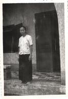 LOT DE 20 PHOTOS DE COCHINCHINE - SAIGON ET ENVIRONS A IDENTIFIER - ANNEE 1955 - Lieux