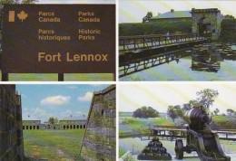 Canada Quebec Sant-Paul-de-l'Ile-aux-Noix Fort Lennox