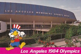 California Los Angeles 1984 Olympics Los Angeles Memorial Sports Arena - Los Angeles