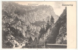 SEMMERING - Weinzettelwand - Semmering