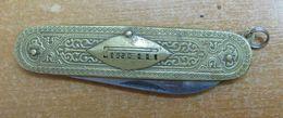 AC - PIRELLI VINTAGE POCKET KNIFE & BOTTLE OPENER #1 FROM TURKEY - Tools