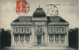 N93 - 12 - Rodez - Le Musée (A. Boyer, Architecte) - Rodez