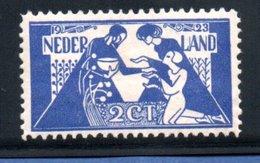 Pays Bas / N 131 / 2 (+5) Cent Bleu / NEUF + Trace De Charnière / Côte 22.5 € - Period 1891-1948 (Wilhelmina)