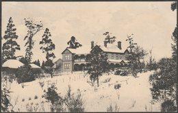 Fern Tree Hotel, Mt Wellington, Hobart, Tasmania, C.1905-10 - Mather & Co Postcard - Hobart
