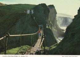 Carrick-a-Rede Rope Bridge, Co. Antrim, Northern Ireland Unused - Antrim / Belfast