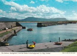 The Harbour, Mullaghmore, Co. Sligo, Ireland Posted 1993 With Stamp - Sligo