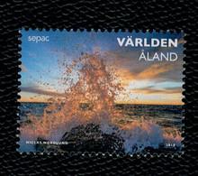 Aland 2018 Sepac - Spectacular Views 1v Complete Set  ** MNH - Aland
