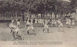 JOINVILLE LE PONT : Ecole Normale Militaire De Gymnastique - Centre D'Instructions Physique - Disque Et Javelot - Joinville Le Pont