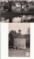 France  27 - Lyons La Forêt - Abbaye De Mortemer    - 2 Cartes Photo -   Achat Immédiat - Lyons-la-Forêt