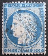 Lot 3331/943 - CERES N°60A - ETOILE N°10 De PARIS - Cote : 20,00 € - 1871-1875 Cérès