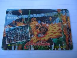 BARBADOS FESTIVAL USED CARDS - Barbados