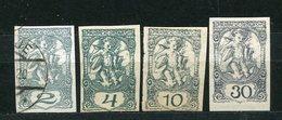 Jugoslawien Ex.Nr.113/7          *  Unused + O  Used           (571) - Ungebraucht