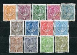 Montenegro Nr.86/98          *  Unused + **  Mint            (219) - Montenegro
