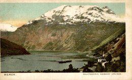 MEROK POLYTECHNIC CRUISES   NORWAY NORUEGA  NORGE NORVEGE - Noruega