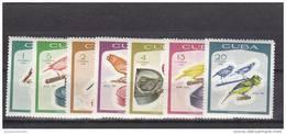 Cuba Nº 1226 Al 1232 - Cuba