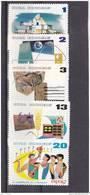 Cuba Nº 1104 Al 1108 - Cuba