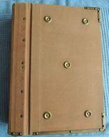 Classeur Systéme TIM, Grand Modéle 38x28cm - Large Format, White Pages