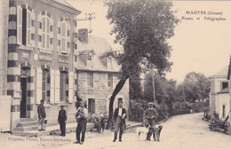(8)    MAUTES - Poste Et Télégraphe - France