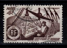 SPM - YV 337 Oblitere Cote 2 Euros - St.Pierre Et Miquelon