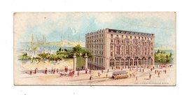 Contantinople. Stamboul. Crhomo Publicité Pera-Palace. - Trade Cards