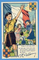03- Vichy , Le 29 Aout 1940 - Vichy
