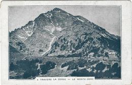 A Travers La Corse Le Monte Doro - France