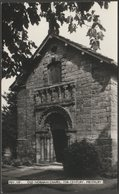 Old Norman Chapel, Prestbury, Cheshire, C.1950 - Frith's RP Postcard - England