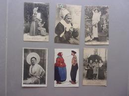 LOT DE 37 CARTES  POSTALES - Postcards