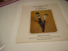 ANCIENNE PUBLICITE MONTRE DE GRANDE CLASSE VACHERON ET CONSTANTIN 1978 - Autres