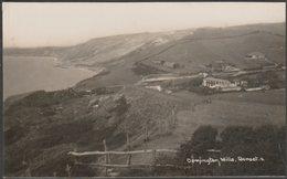 Osmington Mills, Dorset, 1933 - RP Postcard - England