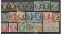 Lot De 20 Timbres Classiques, Cote 1890€ - 1849-1850 Cérès