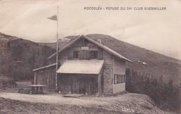 Roedelen Refuge Du Ski Club De Guebwiller - France