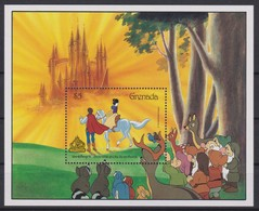2229  WALT DISNEY - GRANADA ( W.D.Sinquanteneire Of The 1 Th Productions Big Animated Movie In Color Iprime's Fact Sheet - Disney