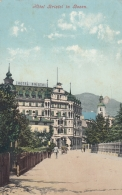 AK - BOZEN - Hotel Bristol 1918 - Non Classés