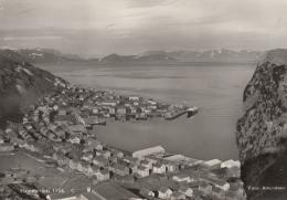 AK - HAMMERFEST - Gesamtansicht 1957 - Norwegen