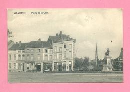 C.P. Vilvoorde = Place  De La  Gare - Vilvoorde