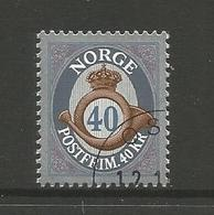 Norway 2012 Posthorn 40 K Y.T. 1747 (0) - Norway