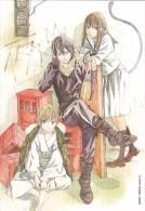 Modern Postcard Manga  Pika Noragami France - Bandes Dessinées