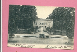 C.P. Vilvoorde =   Château  Des  Trois-Fontaines - Vilvoorde