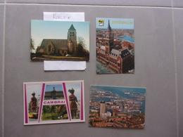 LOT DE 30 CARTES POSTALES  DEPT   59/62 ET FANTAISIES - Postcards