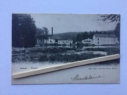 GENAPPE-BOUSVAL»FILLATURE «Panorama (1900)Édit Charlier- Niset  ,Wavre. - Genappe