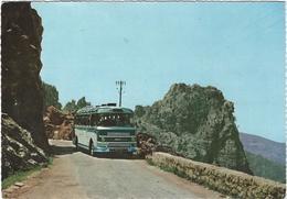 Corse Corstourisme Car Dans Les Calanches De Piana - France
