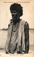MAURITANIE - TYPE MAURE - TRIBU DJIJIBA - Mauritanie